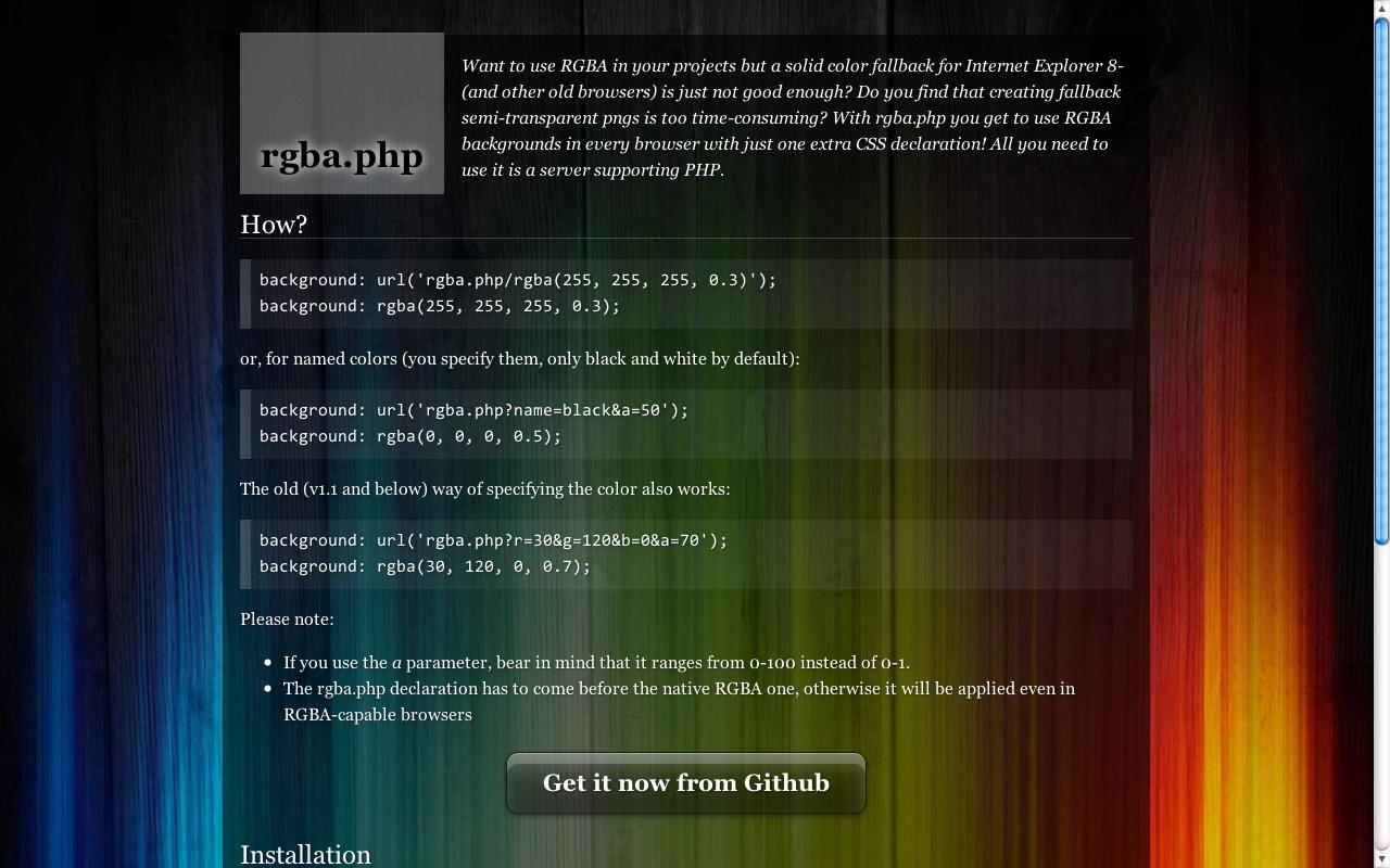 Color picker online rgba - Projects Lea Verou