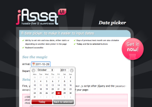jasset-datepicker
